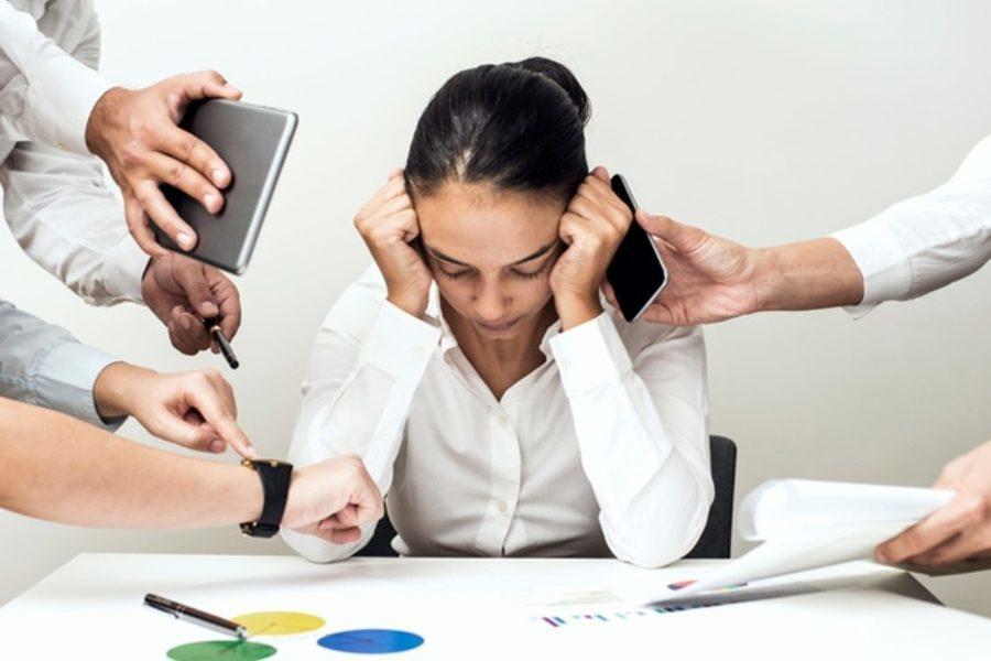 工作倦怠在現代職場普遍存在,並被世界衛生組織歸類為一種疾病。(Photo by ...