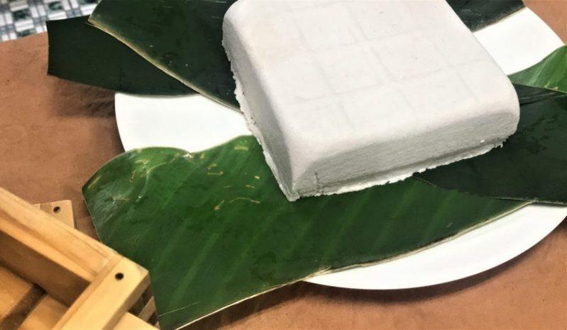 ▲綠島美食推薦-花生豆腐。(圖/Tripbaa趣吧!亞洲自由行專家)
