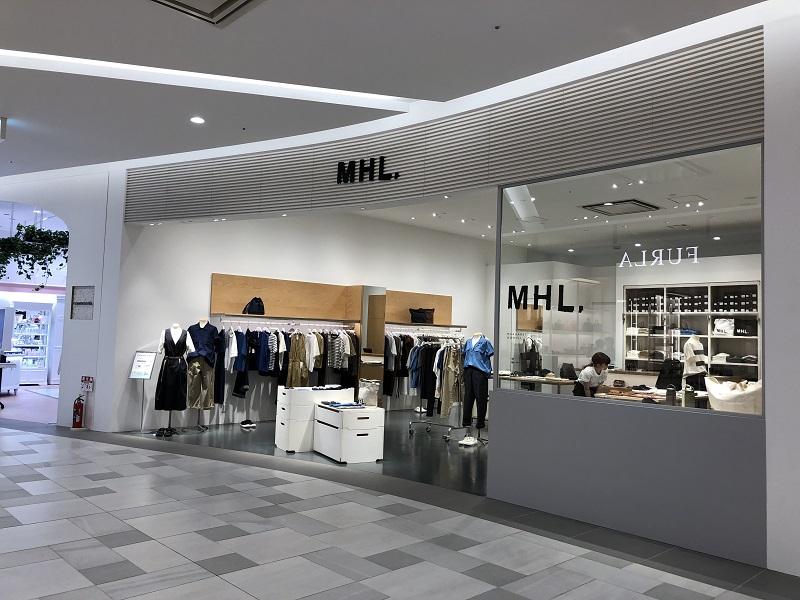 時尚達人必買的品牌 MHL首次進駐沖繩。