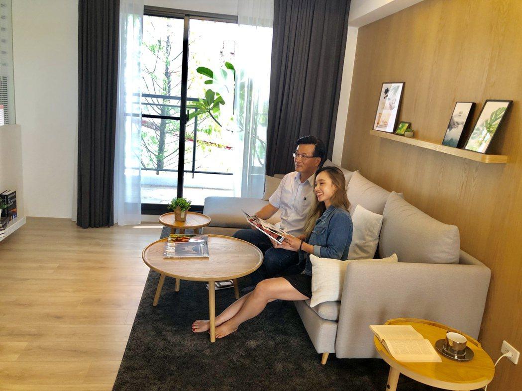 根據最新調查統計顯示,台中市小宅市場飽和漸顯,建商推案坪數略有增加跡象。記者宋健...
