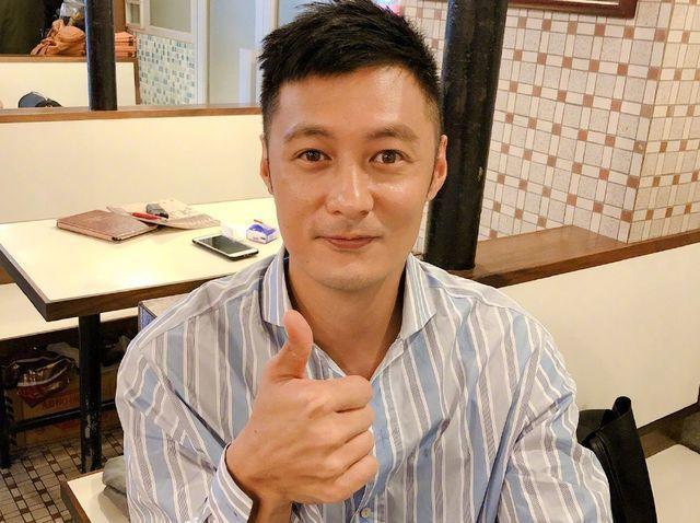 余文樂宣誓「我是中國人」。圖/翻攝余文樂微博