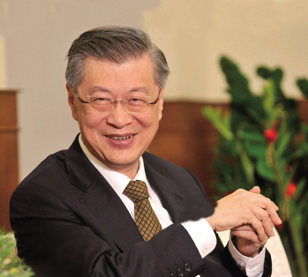行政院前院長陳冲。圖/聯合報系資料照片
