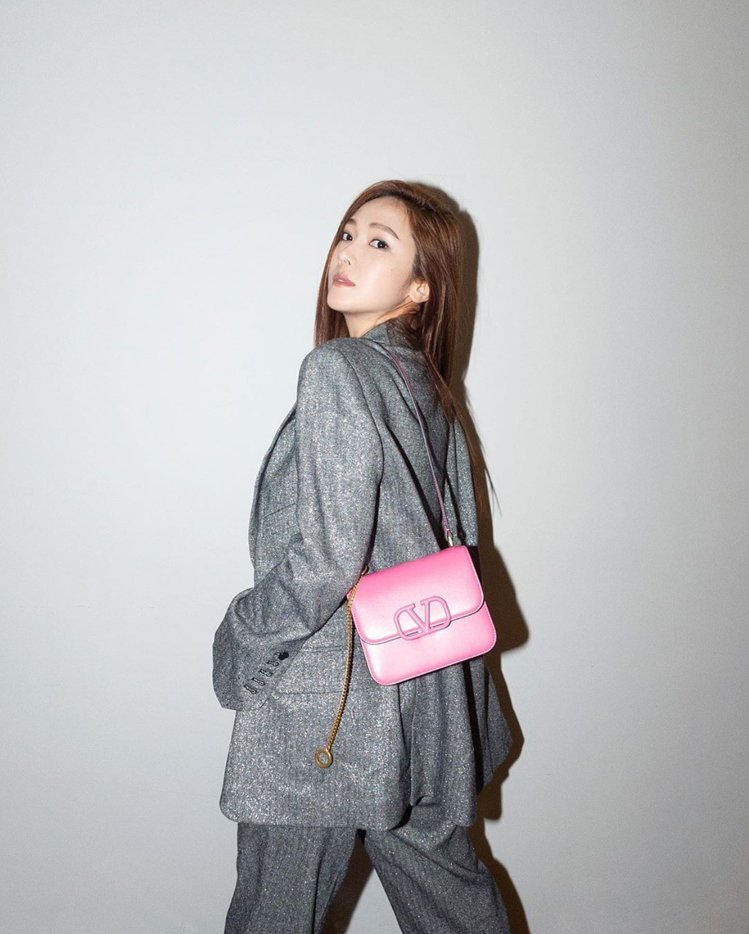 Jessica鄭秀妍。圖/摘自IG