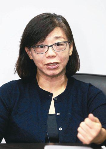 華研總經理何燕玲