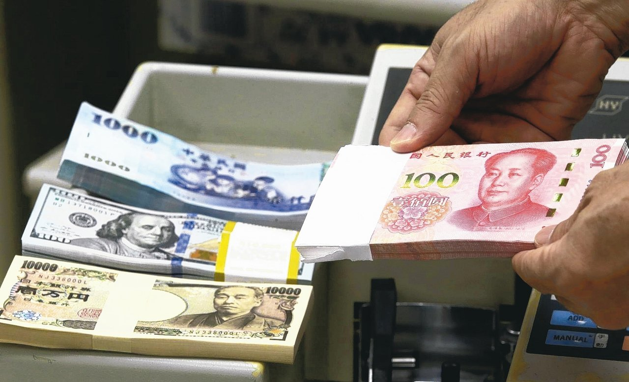 美國宣布將大陸列入匯率操縱國,讓貨幣戰火一觸即發。 記者林俊良/攝影