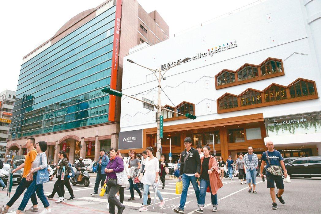 台北市電子發票熱度指標,包括南西商圈在內的中山區,有16個里指標逾95居冠。 本...