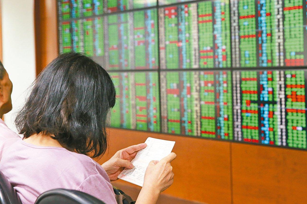 台股在期貨市場初見止跌訊號,加上美股開低走高翻紅,緩和市場恐慌氛圍。 記者葉信菉...