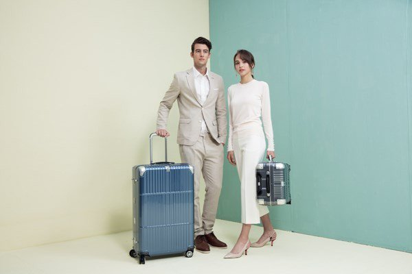 每一只departur行李箱在旅行中皆能成為旅人的好幫手,完美每一段旅程。dep...