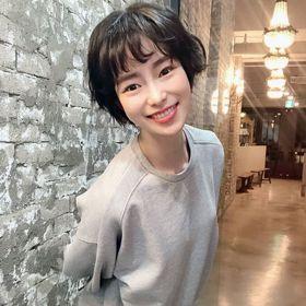「韓版湯唯」林智妍減短後髮型太好看 根本新一代短髮女神