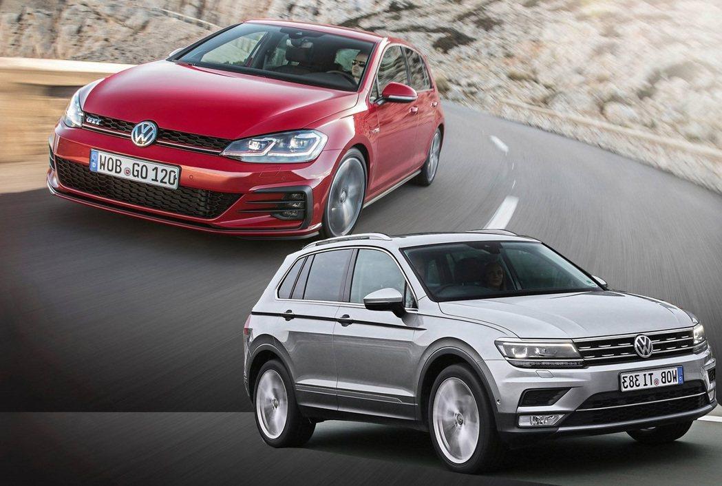 像是同價位卻不同定位的車款,會擺再一起選也是相當匪夷所思。 摘自Volkswag...