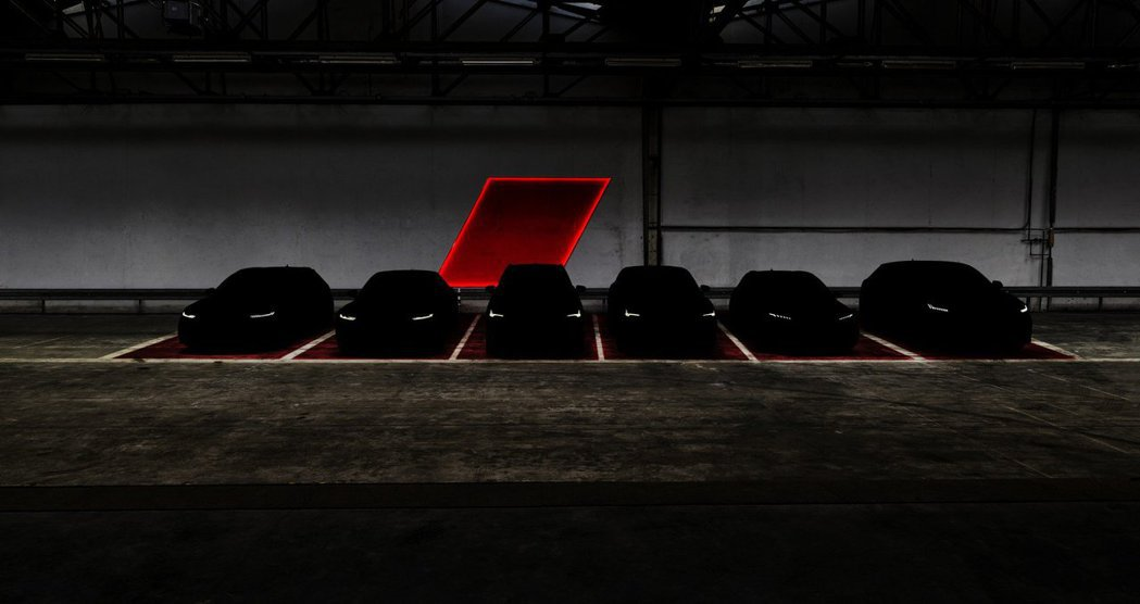 Audi預告有6款RS車型即將發表。 摘自carscoops