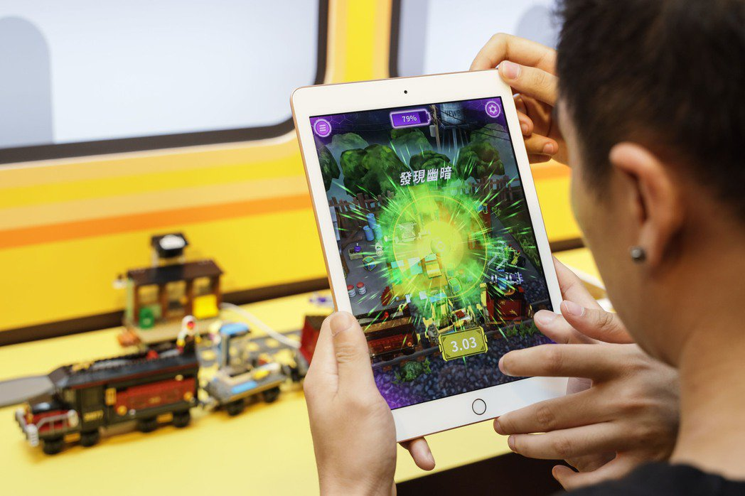 LEGO Hidden Side發揮樂高品牌無限創意精神,將傳統積木結合AR科技...