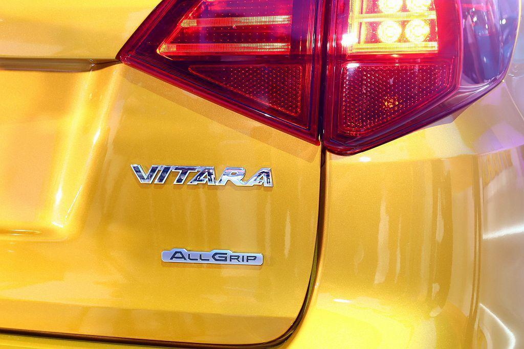 Suzuki Vitara S ALLGRIP四驅車型平均油耗為16.3km/L...