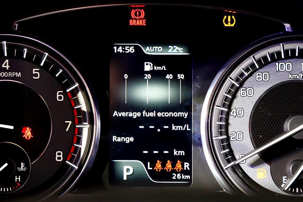 小改款Suzuki Vitara全車型新增4.2吋全彩整合式多功能行車資訊顯示幕...