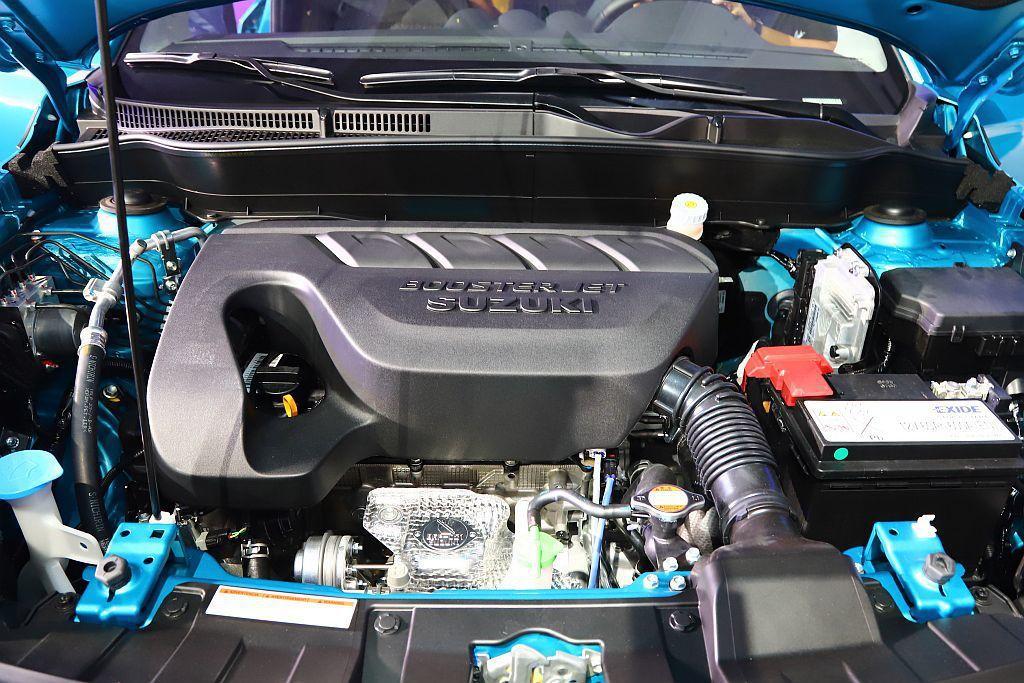 列為銷售主力1.4L BOOSTERJET渦輪動力,除具備140ps最大馬力及2...