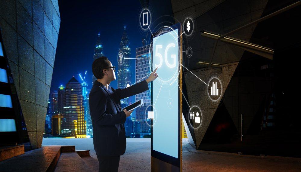 5G頻譜即將在年底拍賣,預計2020年就會有業者正式推出5G上網服務。圖/21世...