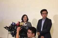 柯文哲轟貪汙 蔡英文:政治人物講話不能太隨性