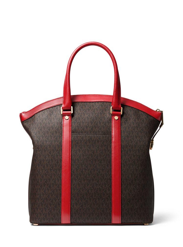 Bedford Travel托特肩包,售價20,600元。圖/MICHAEL K...
