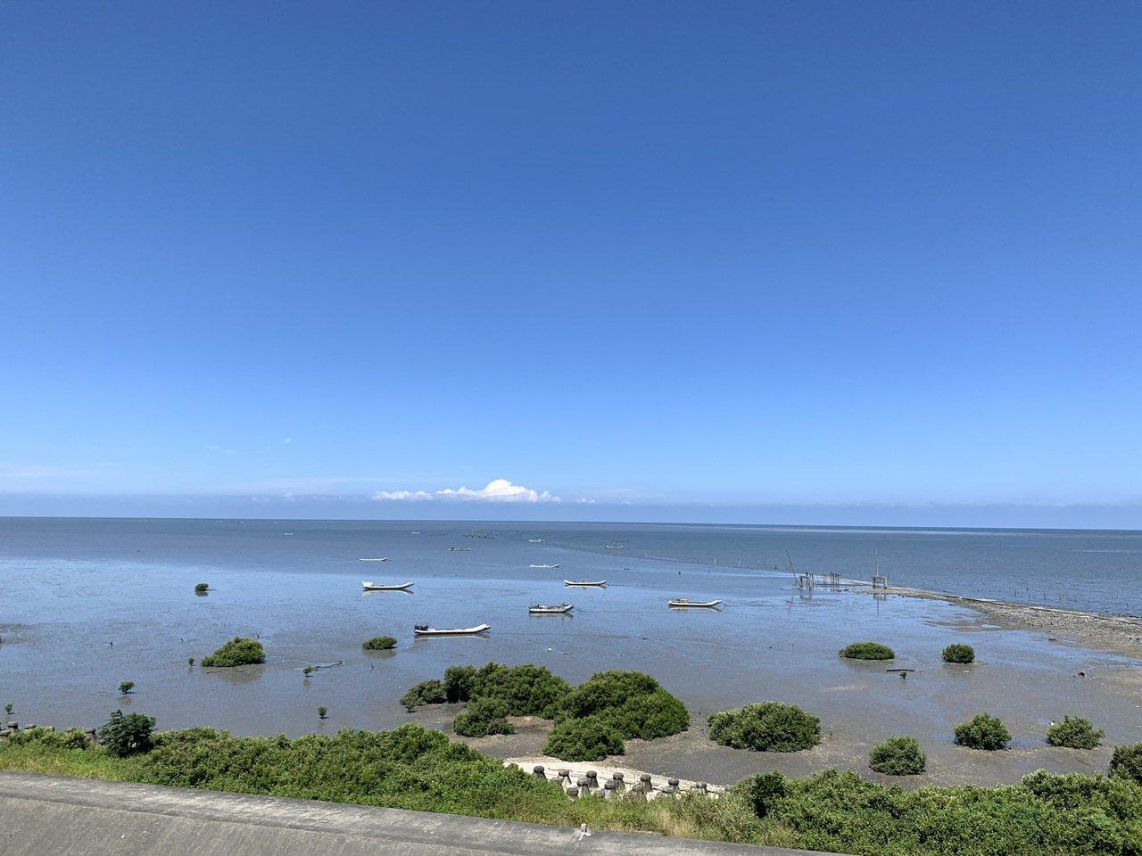 西濱路跑路線可飽覽海岸線美景。圖/舒康運動協會提供