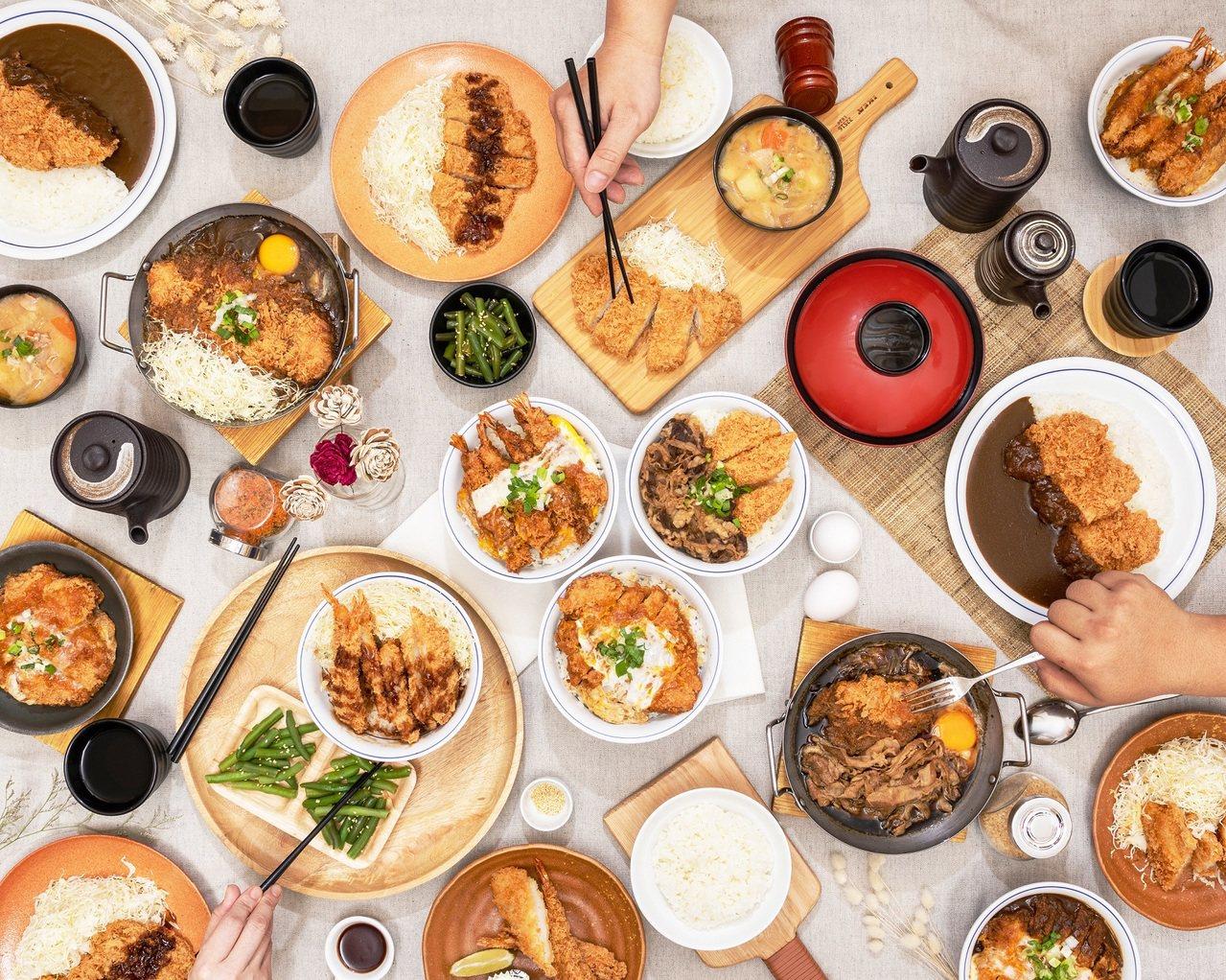 吉豚屋推出每月8日可享丼飯88折的品牌日活動。圖/吉豚屋提供