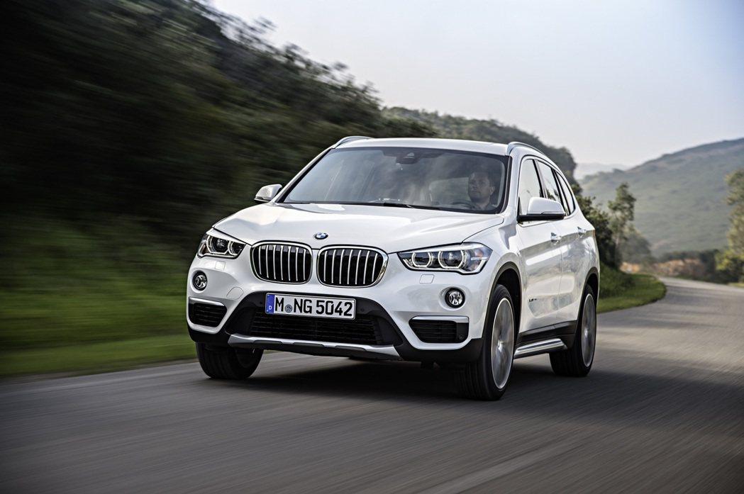 正2019年式BMW X1領航版本月交車享新世代首購方案,低月付9,900元起(...
