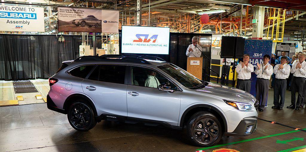 美國第安納州廠的新車生產基地,是Subaru汽車在亞洲地區之外唯一的整車生產廠。...