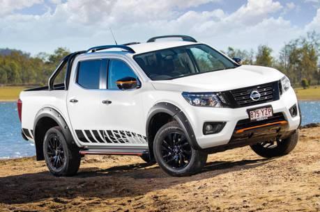 黑橘塗裝點綴!Nissan於澳洲推出Navara N-Trek頂級特仕版皮卡