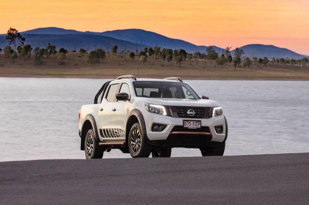 Nissan Navara N-Trek。 摘自Nissan