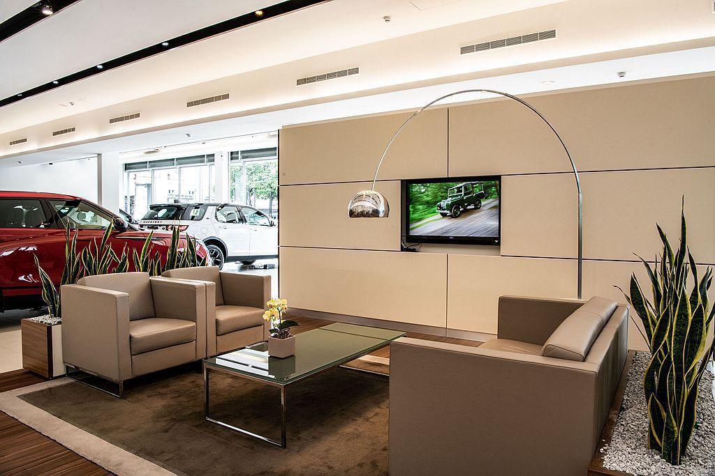 九和汽車持除已完成Jaguar Land Rover全國最具規模的台北南港、新北...