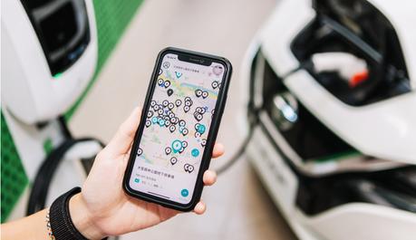平價電動車登場前 新創團隊先打造即時充電服務網