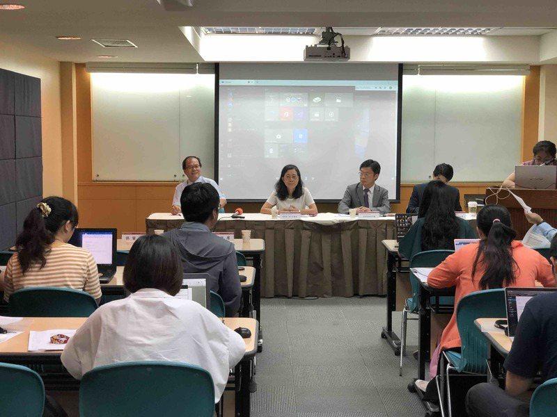 大學考試入學分發委員會於7日召開「108學年度大學考試入學分發錄取榜單及相關統計...