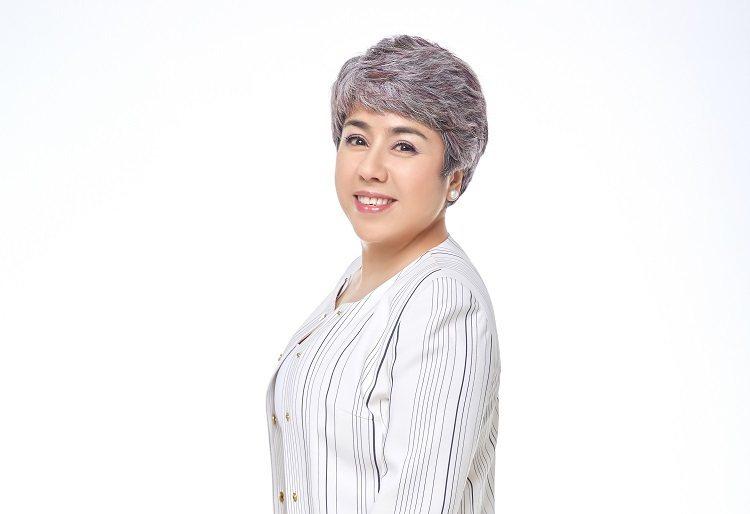 抒情花腔女高音迪理拜爾睽違六年回歸台北國家音樂廳。 圖/聯合數位文創 提供