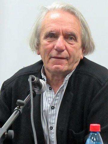 Jacques Rancière 洪席耶 (2016) (圖片來源:維基百科)