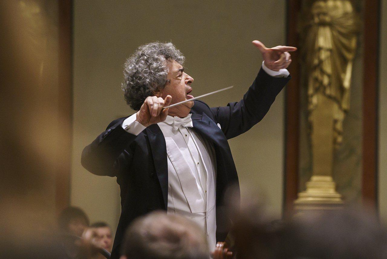 畢契科夫是位傳奇指揮大師。廿歲就贏得拉赫瑪尼諾夫指揮大賽。圖/傳大藝術提供