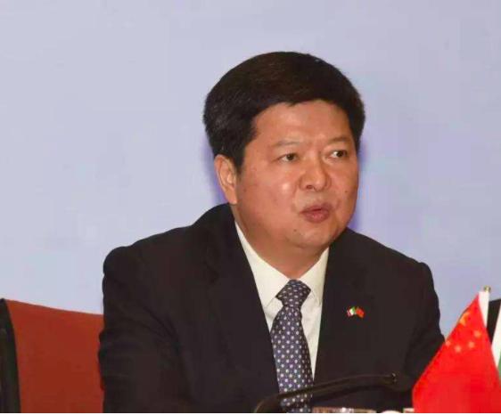 中共國台辦副主任龍明彪表示,因為台灣政治形勢和民進黨政府的原因,大陸暫停影藝人員...