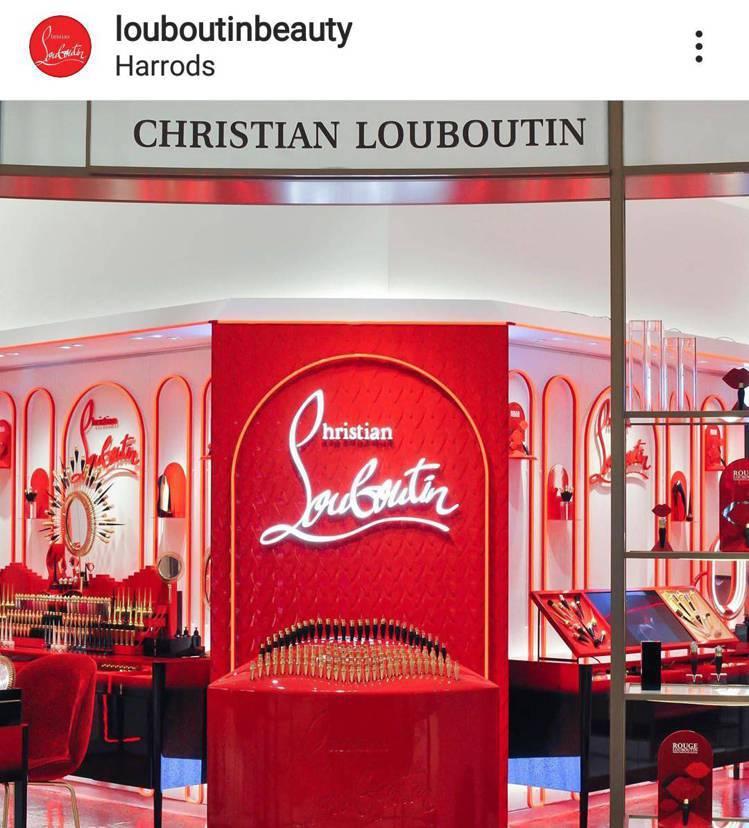 紅底鞋王「Christian Louboutin」同名美妝即將於9月進軍台灣市場...