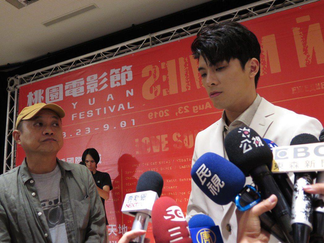 2019桃園電影節將於8月28日登場,今年主題為「戀曲2019」,今天舉行影展開...