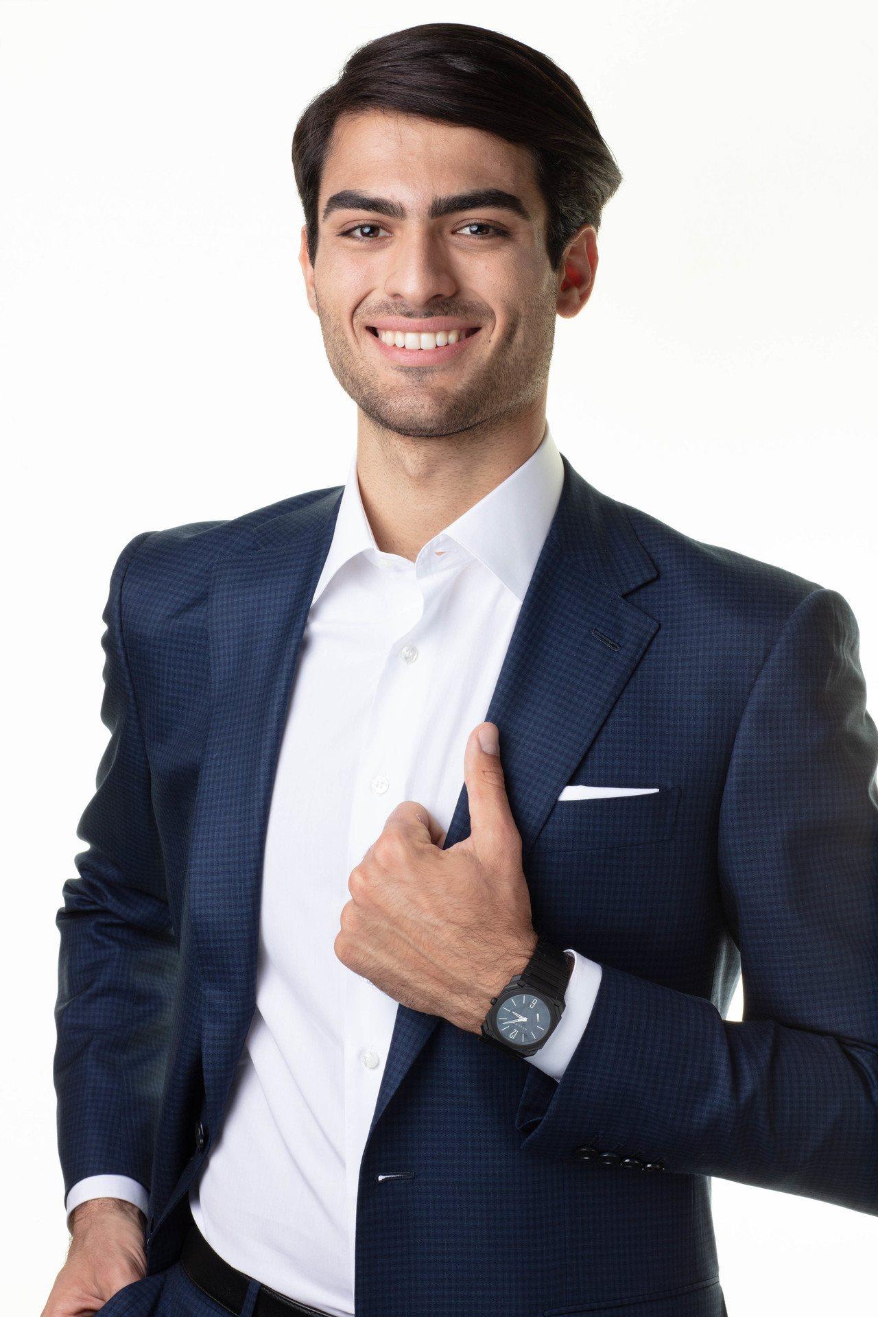 寶格麗品牌大使Matteo BOCELLI經典詮釋Octo Finissimo自...