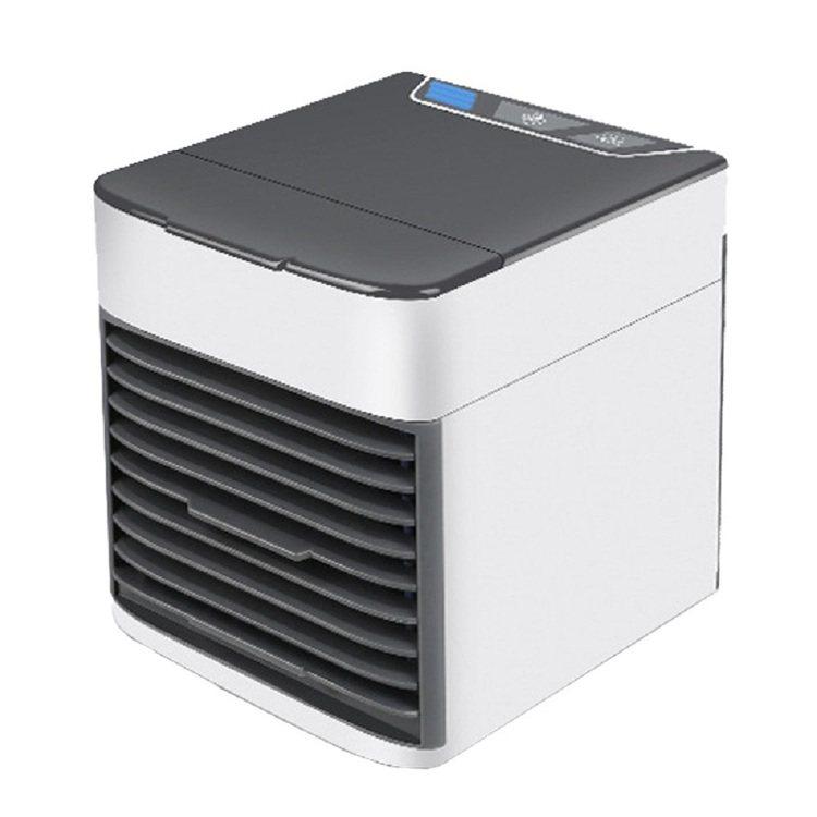 新升級攜帶移動式冰冷扇,生活市集14折特價690元。圖/生活市集提供