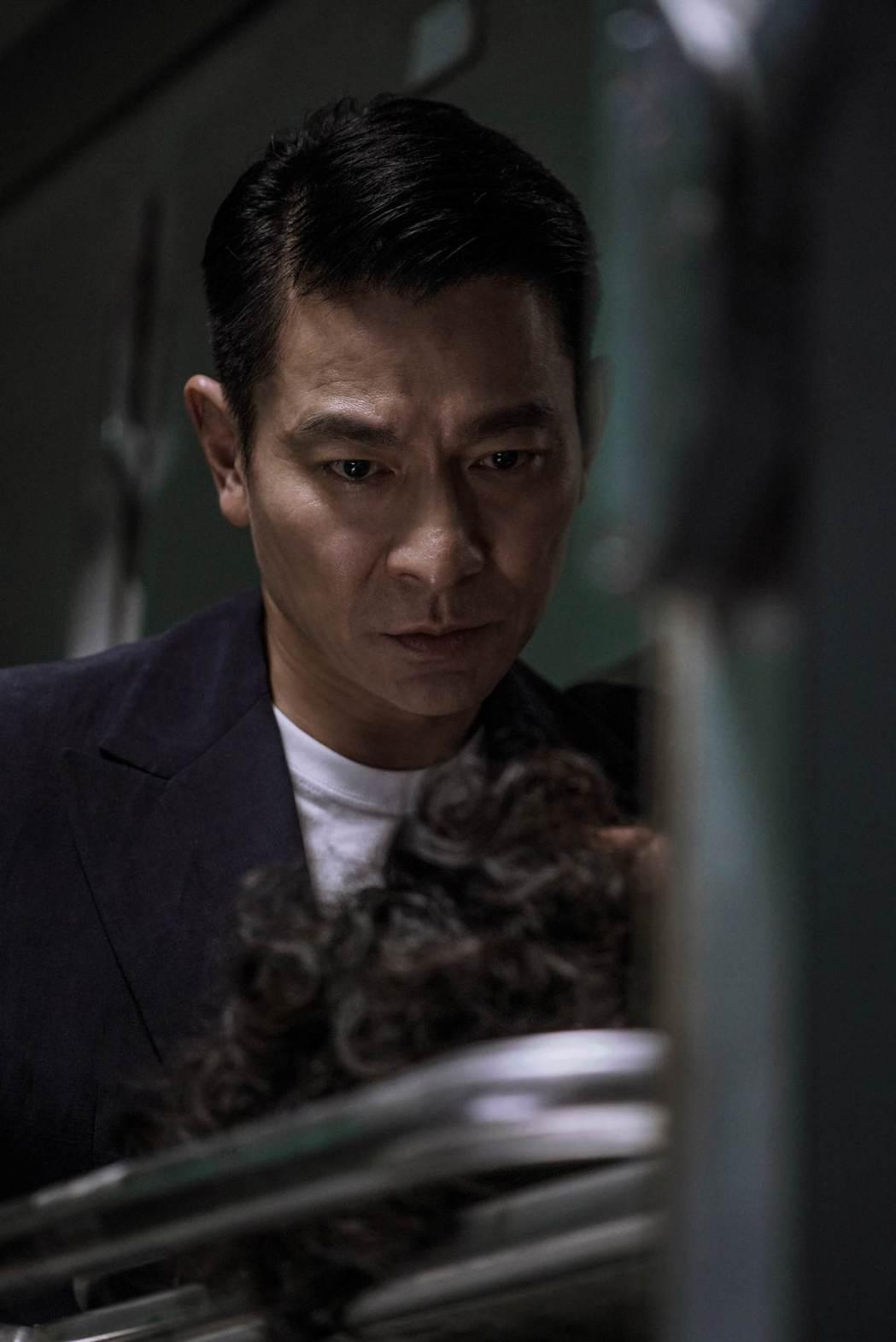 劉德華「掃毒2:天地對決」傳退出本屆金馬獎競賽。圖/華映提供