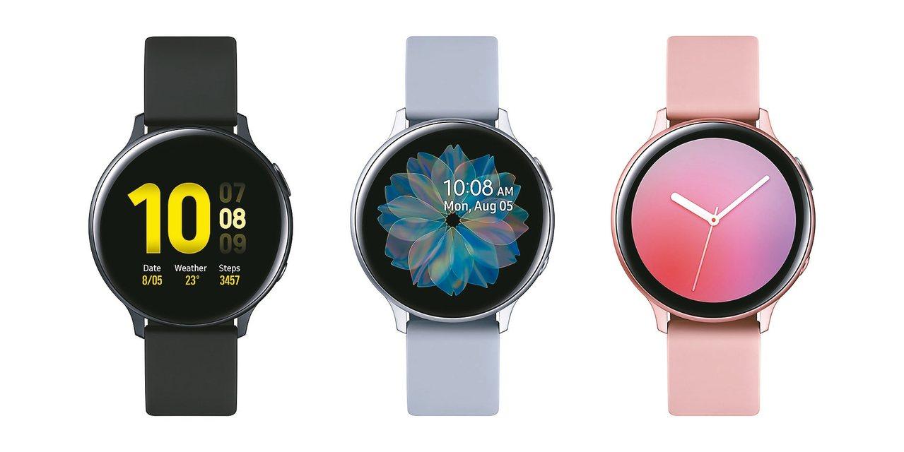 三星Galaxy Watch Active2搭載升級版 One UI,提供簡單明...