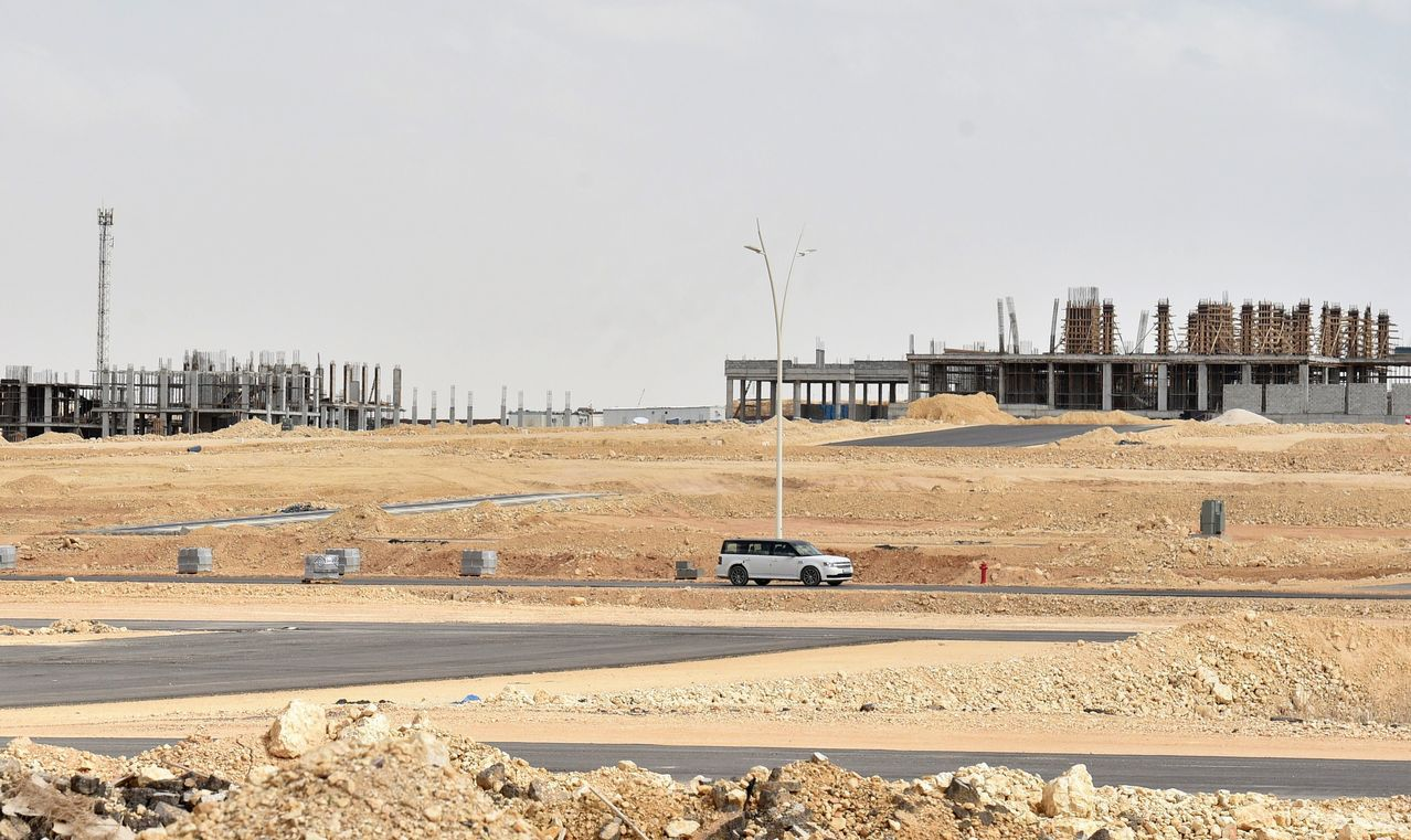 沙國王儲穆罕默德在前年底提出了一個超級造市計畫,將斥資5000億美元蓋一座新未來...