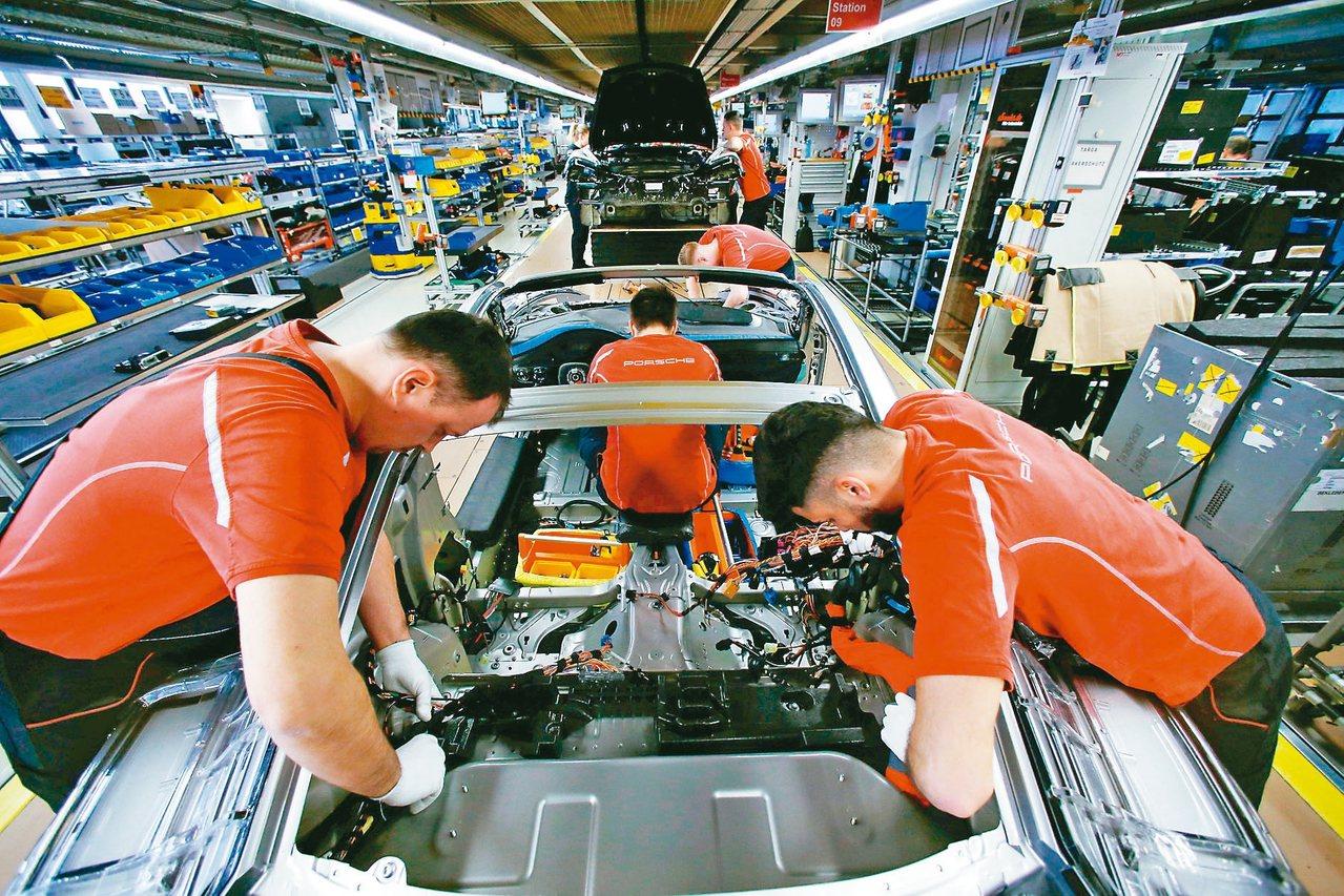 歐洲最大經濟體德國6月工業生產不如預期,年比衰減逾5%,寫下近十年來最疲弱表現。...