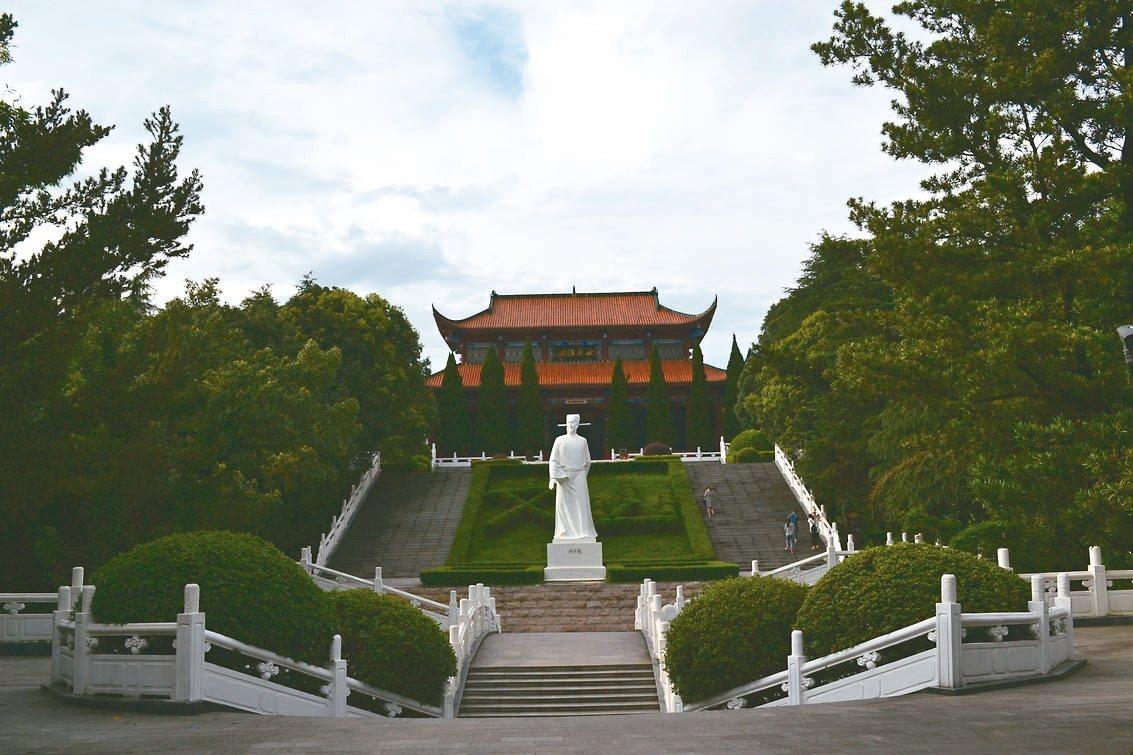 文天祥紀念館,是江西最大歷史名人專題紀念館。 特派員王玉燕/攝影