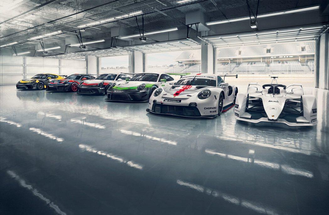 Porsche 迎戰電動方程式錦標賽已整裝待發,準備迎接今年11月的首場賽事。