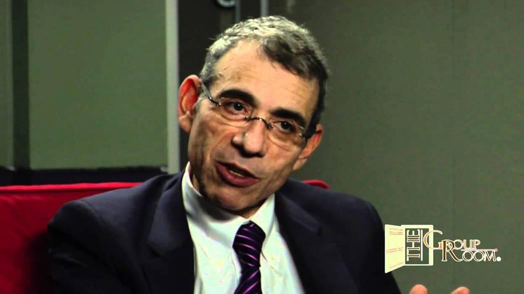 埃里克懷納(Eric Winer)教授。圖取自YouTube