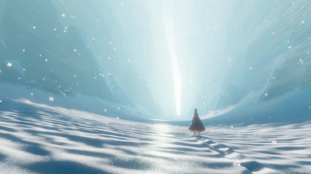 儘管遊戲少有文字提示,但其實每一段的目標都很明確,看到那個光了嗎?朝它前進就對了...
