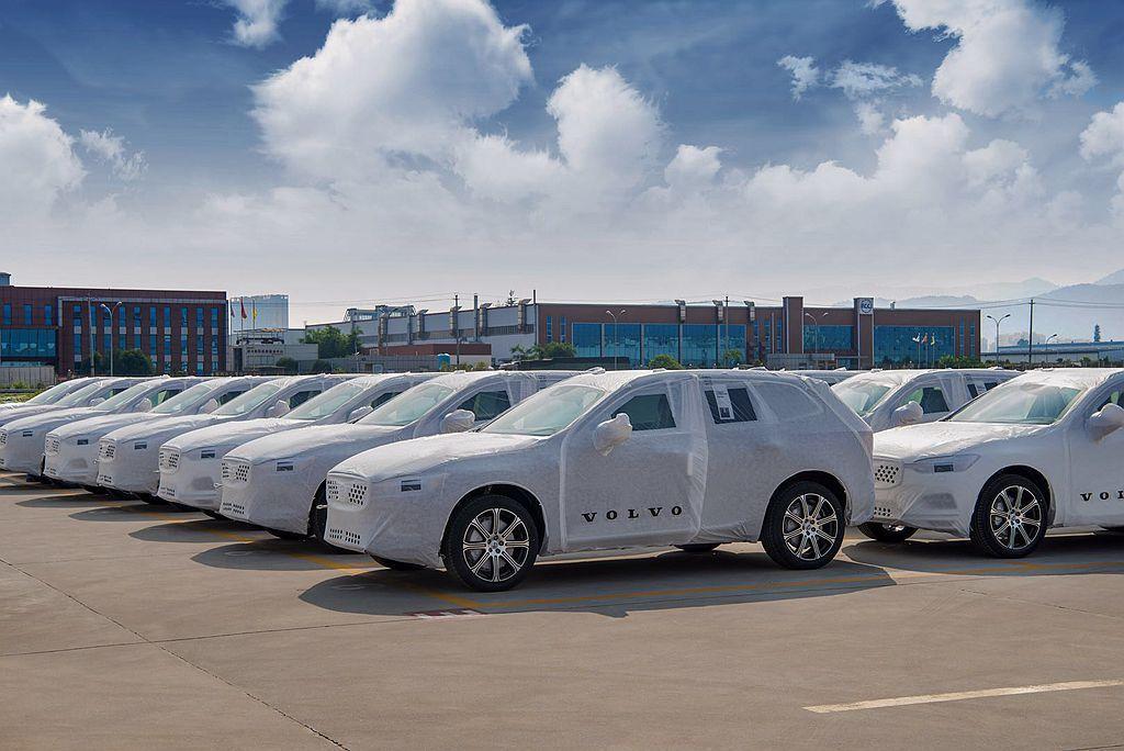 Volvo Cars透過其他市場調度配合,不僅在美國市場能繼續保有價格優勢,同時...