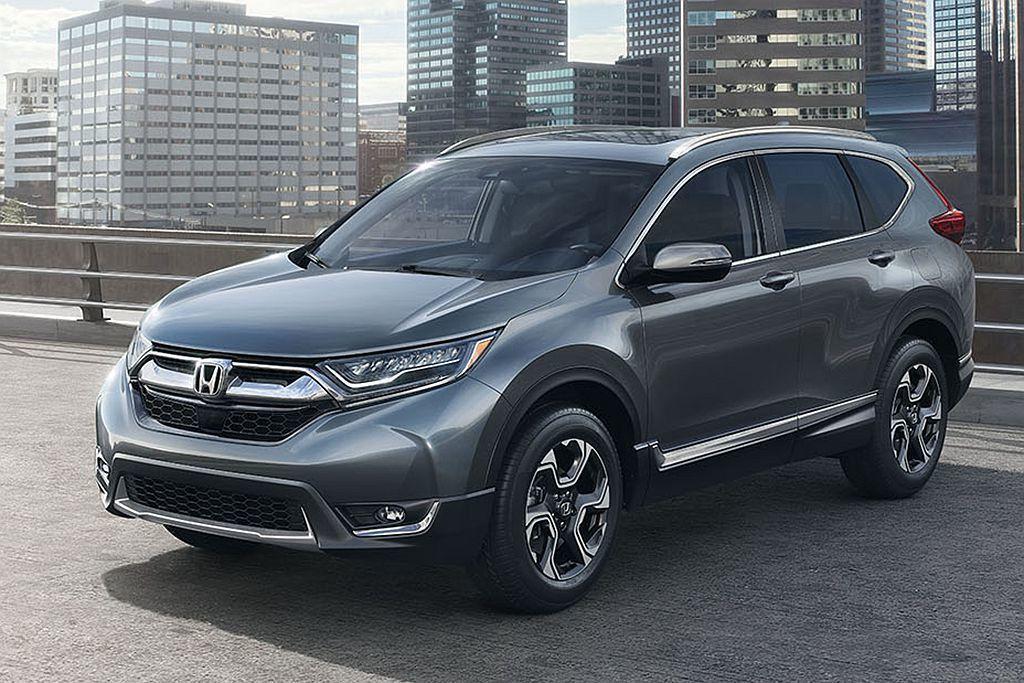 Honda CR-V雖然上半年於美國賣出17.6萬輛規模,但相比去年同期卻有1....
