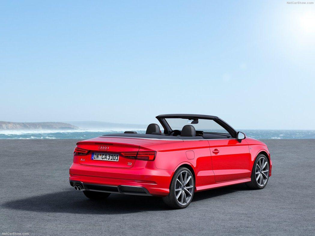 A3 Cabriolet銷售積弱不振。 摘自Audi